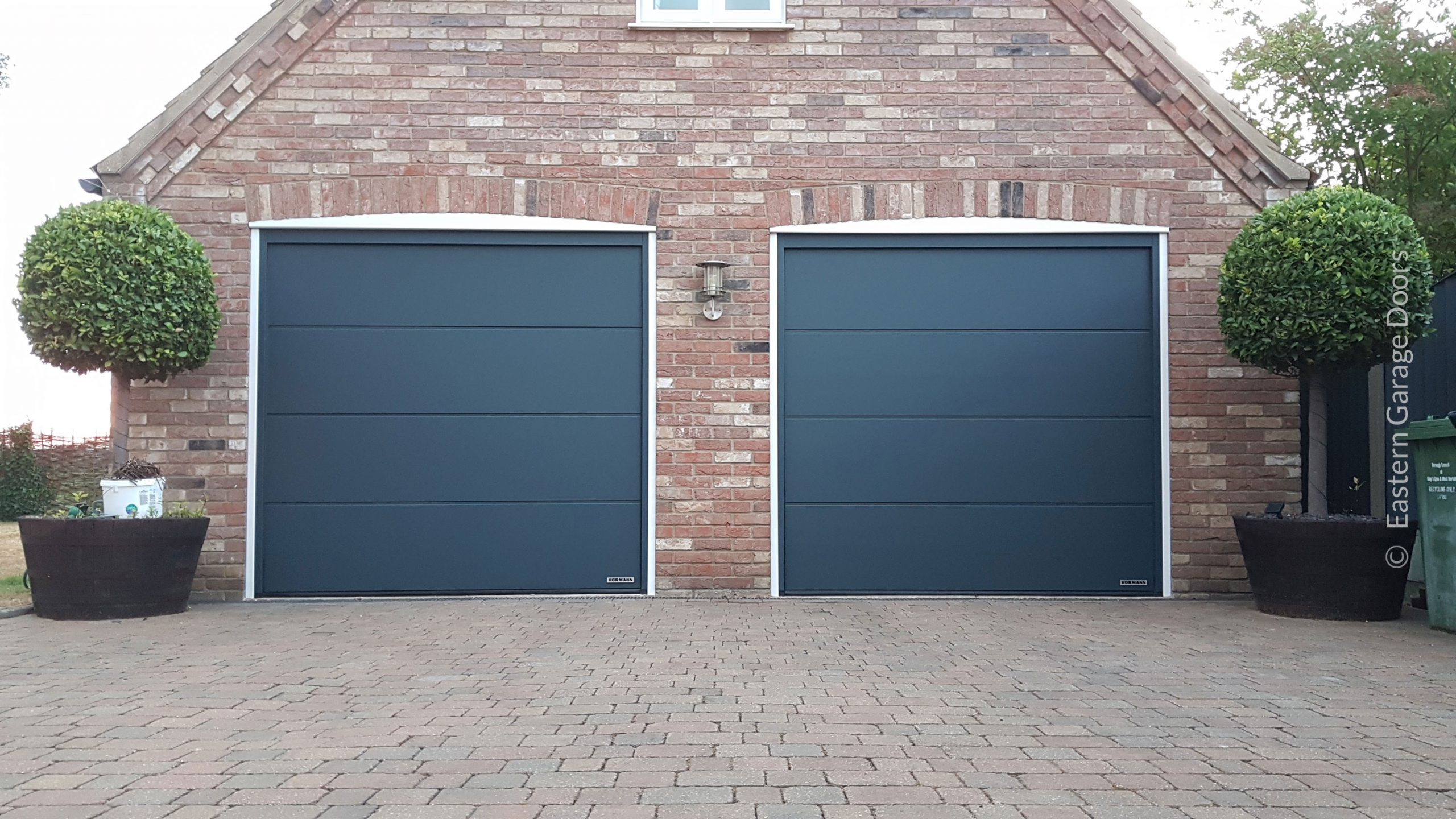 Most popular Garage Doors styles for $1million plus homes